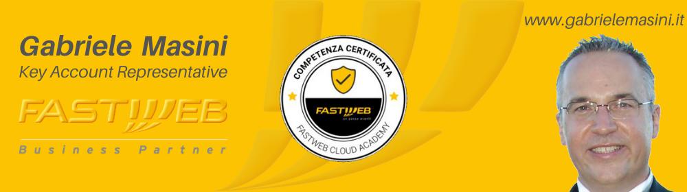 Gabriele Masini - FASTWEB SPA Large Enterprise Key Account Representative
